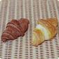 米粉クロワッサン(プレーン・チョコ)