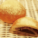 米粉きなこおはぎパン